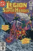 The Legion of Super-Heroes (2nd Series) #284