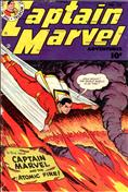 Captain Marvel Adventures #122