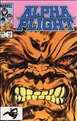 Alpha Flight (1st Series) #10