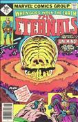 The Eternals #12 Variation B