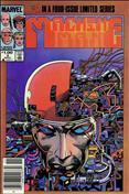 Machine Man (Ltd. Series, Canadian Edition) #2