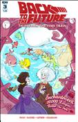 Back to the Future: Tales From the Time Train #3 Variation B