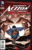 Action Comics (2nd Series) #31  - 2nd printing