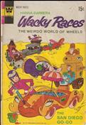 Wacky Races #7 Variation B