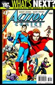 Action Comics #858  - 3rd printing