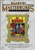 Marvel Masterworks: Golden Age All-Winners Comics #1 Variation A