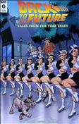 Back to the Future: Tales From the Time Train #6 Variation A
