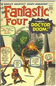Fantastic Four (Vol. 1) #5