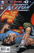 Action Comics (2nd Series) #0 Variation A