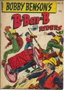 Bobby Benson's B-Bar-B Riders (Magazine Enterprises) #8