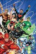 Absolute Justice League Origin #1 Hardcover