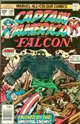 Captain America (UK Edition) #204