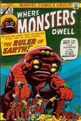 Where Monsters Dwell #25