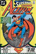 Action Comics #643