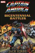 Captain America: Bicentennial Battles #1