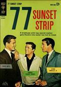 77 Sunset Strip (Gold Key) #1