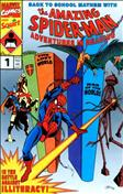 Adventures In Reading Starring the Amazing Spider-Man (Vol. 1) #1 Variation B