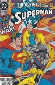 Adventures of Superman #492