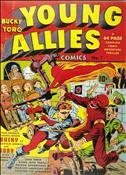 Young Allies Comics #1
