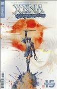 Xena: Warrior Princess (4th Series) #1 Variation A