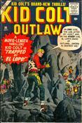Kid Colt Outlaw #86