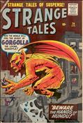 Strange Tales (1st Series) #74
