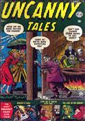 Uncanny Tales (1st Series) #4