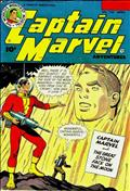 Captain Marvel Adventures #143