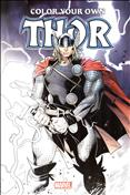 Color Your Own Thor #1