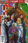 A&A: The Adventures of Archer & Armstrong #12 Variation A