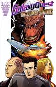 Galaxy Quest: The Journey Continues #4 Variation A
