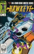Hawkeye (1st Series) #2
