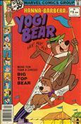 Yogi Bear (Marvel) #8