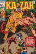 Ka-Zar (1st Series) #2