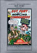 Marvel Masterworks: Sgt. Fury #1 Hardcover