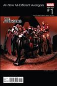 All-New, All-Different Avengers #1 Variation C