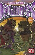 Kaijumax: Season Four #2