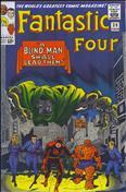 Fantastic Four (Vol. 1) #39