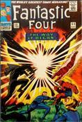 Fantastic Four (UK Edition, Vol. 1) #53