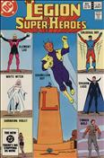 The Legion of Super-Heroes (2nd Series) #301
