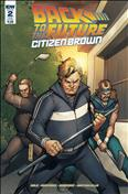Back To The Future: Citizen Brown #2 Variation A