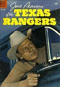 Jace Pearson of the Texas Rangers #9