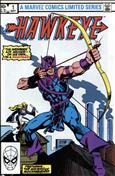 Hawkeye (1st Series) #1