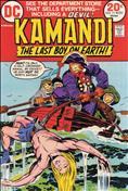 Kamandi, the Last Boy on Earth #11