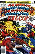 Captain America (UK Edition) #205