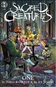 Sacred Creatures #1 Variation B