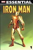 Essential Iron Man #1  - 5th printing