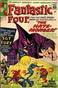 Fantastic Four (UK Edition, Vol. 1) #21