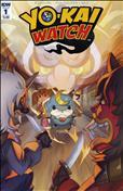 Yo-Kai Watch (IDW) #1