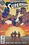 Adventures of Superman #524